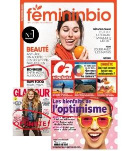 Magazines qui parlent du Bonheur et de l'optimisme